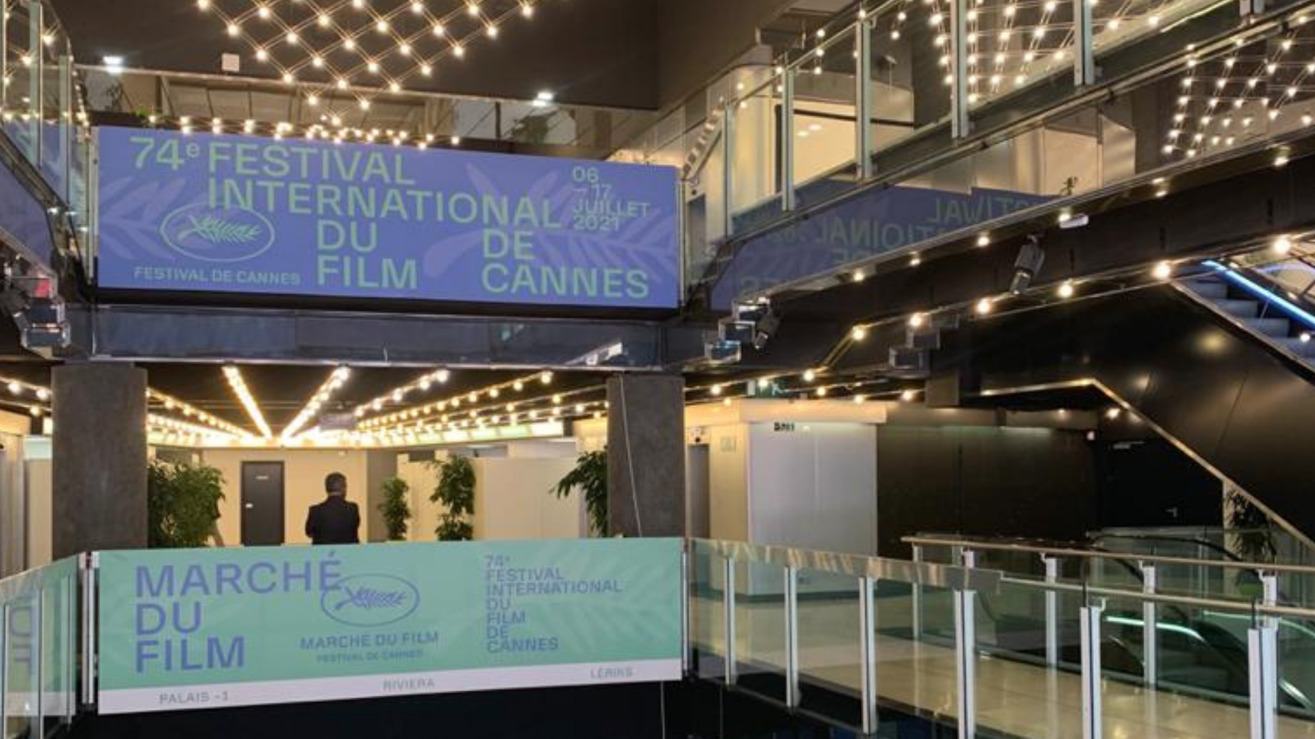 Projeto Paradiso vai ao Festival de Cannes